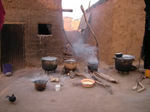 Cuisine traditionnelle à Samé